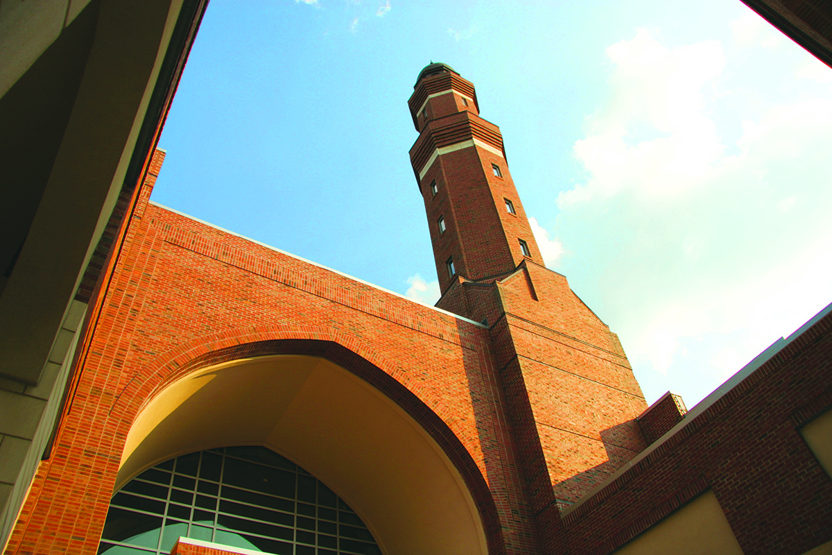 Islamic Society Of Boston Cultural Center in Boston photo by Eric Hess