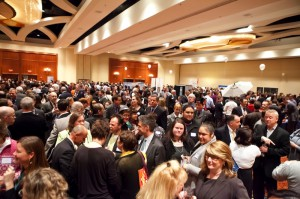 LGBT Executive Networking Night at the Boston Marriott Copley Place