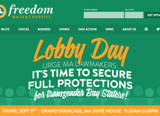 Freedom Massachusetts Lobby Day Promotion