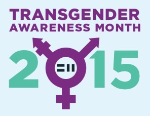 Transgender Awareness Month