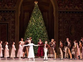 The Nutcracker,Boston Ballet,The Welcoming Committee