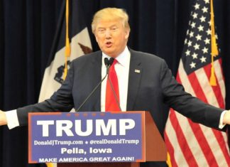 Donald Trump,Sue O'Connell,HRC,marriage equality