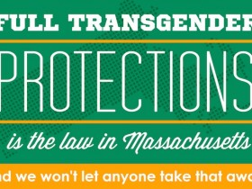 Freedom Massachusetts,Full Transgender Protections pledge