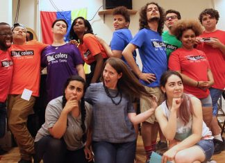 True Colors: Out Youth Theater