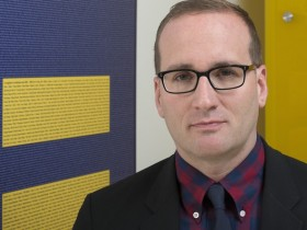 "Human Rights Campaign President Chad Griffin, who pledged to ""continue our fight for equality and justice for all with greater urgency and determination than ever before"" immediately following the official announcement of the 2016 election results. Photo courtesy HRC."