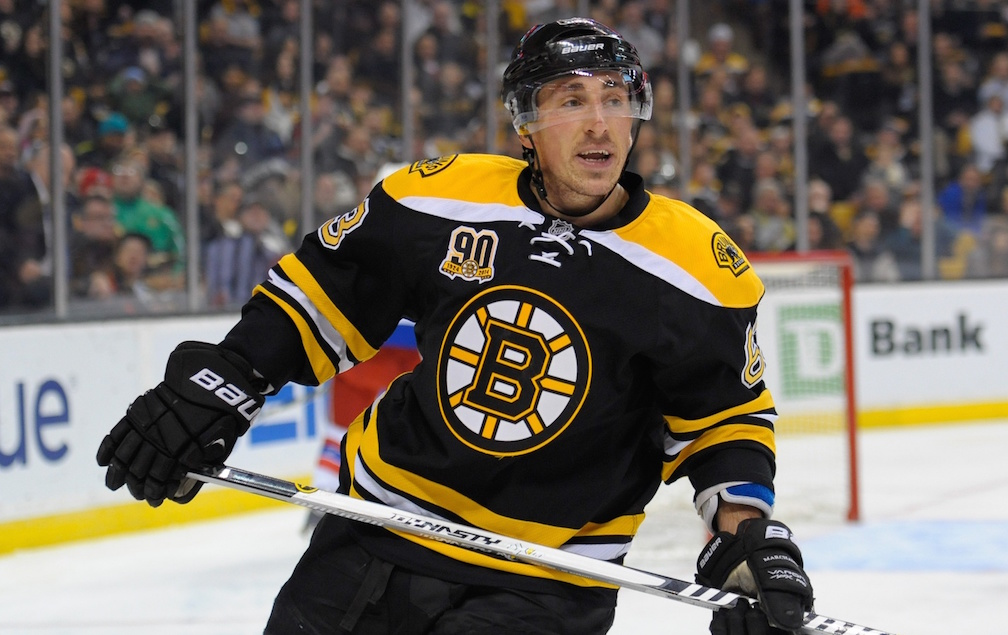 How To Drive Manual >> Bruins' Marchand: players would accept gay teammate, 'no ...