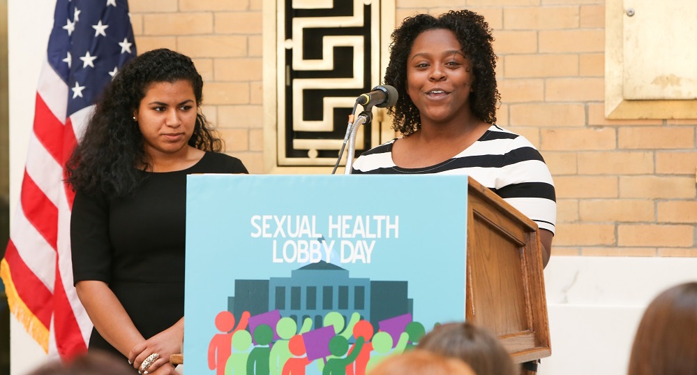 Sexual Health Lobby Day