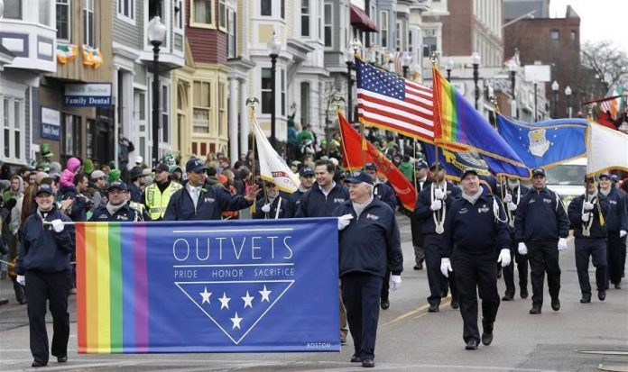 OUTVETS,Boston Saint Patrick's Day Parade
