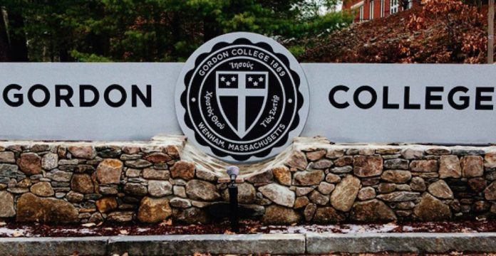 Gordon College,Wenham,Massachusetts