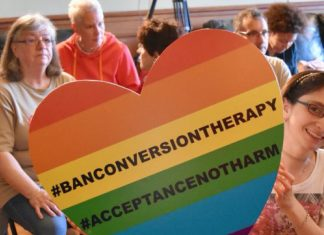 Conversion therapy ban,Rhode Island