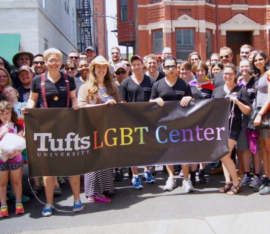Tufts University LGBT Center, Campus Pride Index