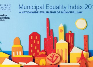 HRC Municipality Equality Index