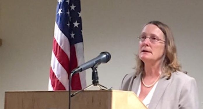 Vermont Human Rights Commission Executive Director Karen Richards