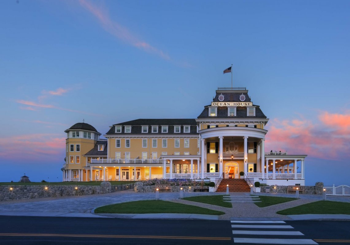 Ocean House in Watch Hill, Rhode Island